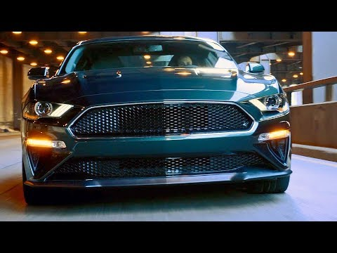 Ford Mustang Bullitt (2019) The coolest Mustang