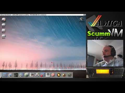 Configuración ScummVM en Amiga