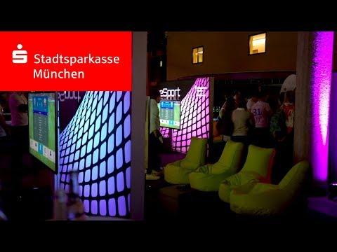 E-Sports in der Stadtsparkasse München