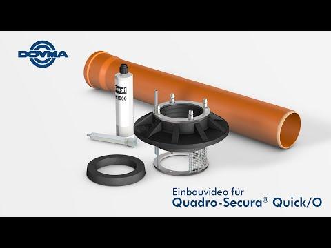 DOYMA Quadro-Secura® Quick/O – Einbauvideo