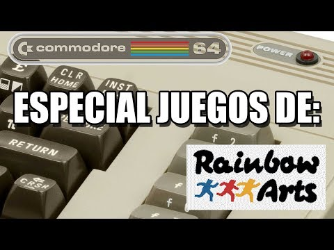 COMMODORE RAINBOW ARTS