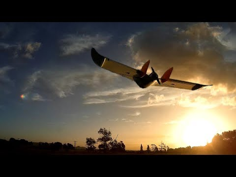 Arduplane auto-takeoff and auto-land test - UCTXOorupCLqqQifs2jbz7rQ