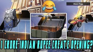 1 CRORE INDIAN RUPEE ALL CRATE OPENING? | WORLDS MOST EXPENSIVE CRATE :P | KYA KYA MILEGA? AAO DEKHE