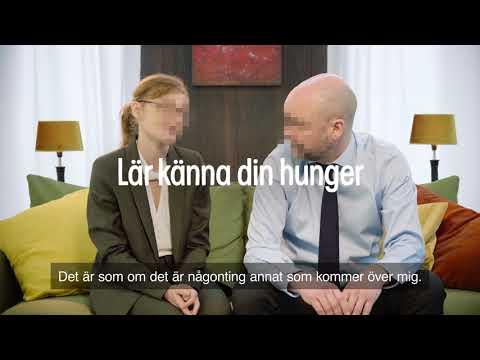 Lär känna din hunger – Paret 20 sek