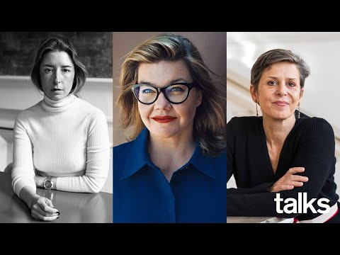 Talk on women within institutions with Tulga Beyerle, Lilli Hollein and Alexandra Cunningham Cameron