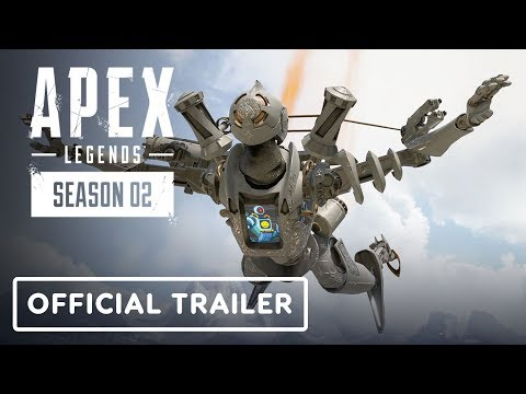 Apex Legends: Iron Crown Collection Event Official Trailer (Solos) - UCKy1dAqELo0zrOtPkf0eTMw