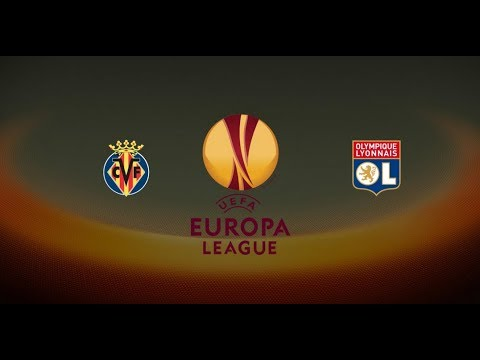 VILLARREAL vs LYON Europa League Resumen. On the soccer field!