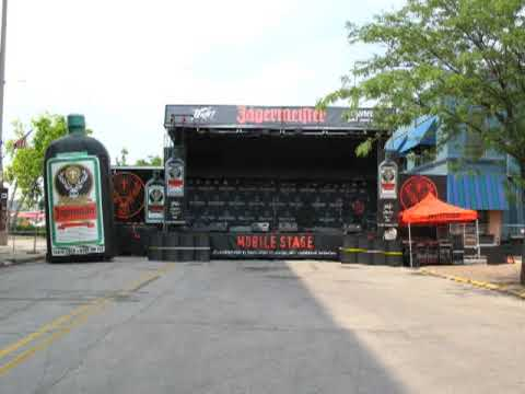 Jagermeister Mobile Stage