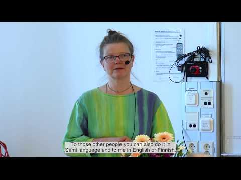 Participation and social inclusion of the Sámis with disabilities in Finland - Liisa Hokkanen
