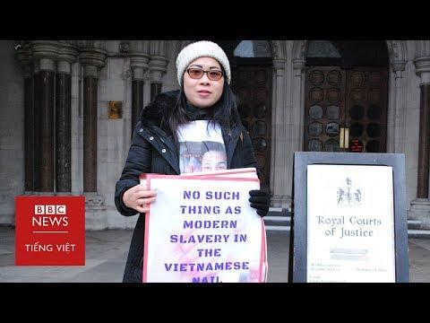Về bản án 'buôn nô lệ hiện đại' cho chủ tiệm nail người Việt ở Anh