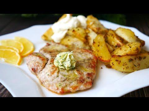 Рецепт очень Вкусной Картошки и Праздничного обеда