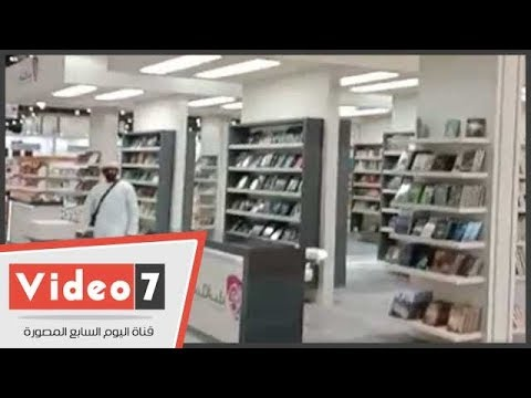 شاهد استعدادات دور النشر لمعرض أبو ظبى للكتاب قبل انطلاقه اليوم