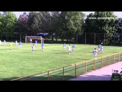 Fudbal: FK Železničar - FK Mladost (L) 1:0