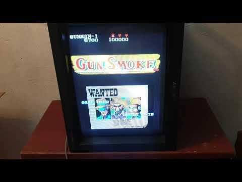 Gun.Smoke Arcade Pcb Censored Germany