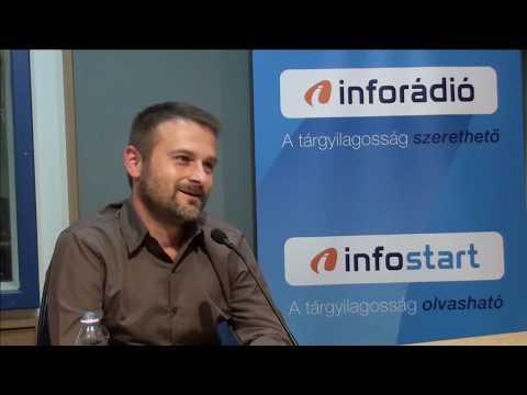 InfoRádió - Aréna - Mitrovits Miklós - 1. rész - 2019.10.16.