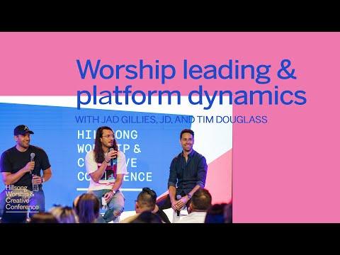 Platform Dynamics  Jad Gillies, JD, & Tim Douglass  Worship & Creative Conference 2017
