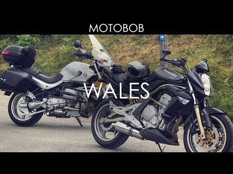 Motorcycling Weekend in Mid Wales