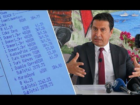 Fiyatlar büyük tepki çekmişti! Bodrum Belediye Başkanı Aras'tan açıklama