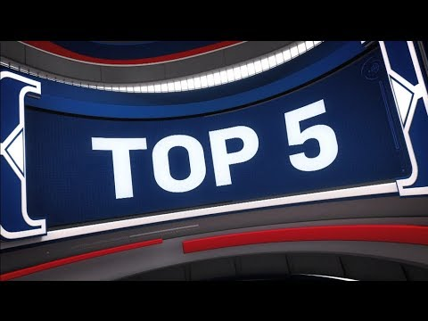 Top 5 Plays of the Night   May 25, 2018