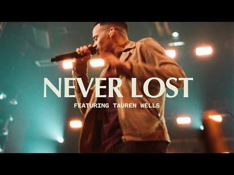 Never Lost ft. Tauren Wells  Live  Elevation Worship