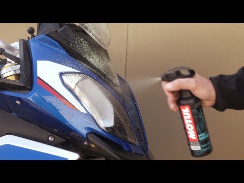 Motosx1000: Shopping // Motul Insect Remover