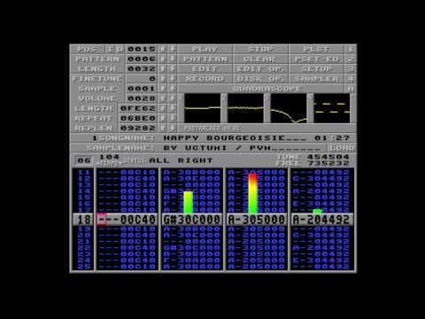 Uctumi - Happy Bourgeoisie (4ch. Amiga MOD)