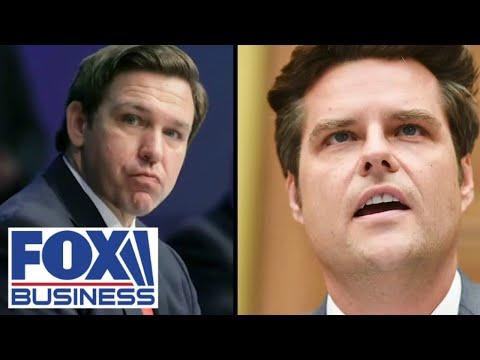 Media attempts to link Gov. DeSantis to Matt Gaetz, Elisha Krauss reacts
