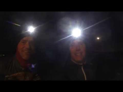 Christer och Christian, backträning i Vemdalen   Outnorth Adventure