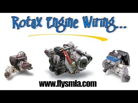 Rotax 2 Stroke & 4 Stroke Aircraft Engine Wiring South Mississippi Light Sport Aircraft Ronnie Smith