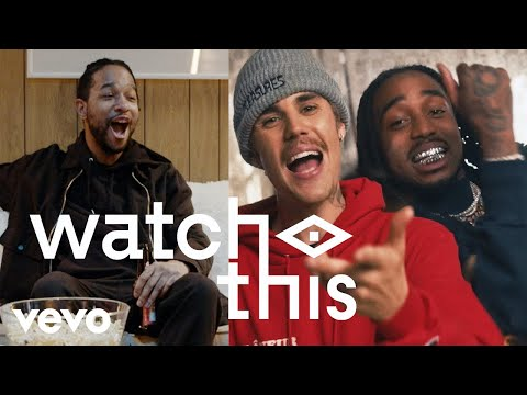 "Justin Bieber - Reactions to Justin Bieber's ""Intentions"" ft. Quavo 