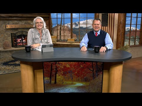 Charis Daily Live Bible Study: In a Dry Place - Daniel Amstutz - October 22, 2020