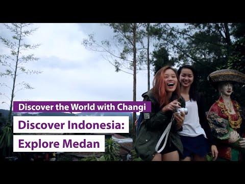 Discover Medan