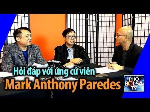Cư dân gốc Việt hỏi đáp trực tiếp với ứng cử viên Mark Anthony Paredes