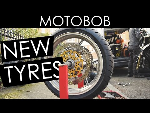 Mobile Motorcycle Tyre Fitting In London | LondonMPR Review