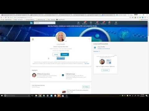 Exelare Chrome Plugin for LinkedIn