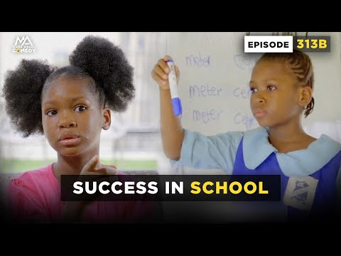 SUCCESS IN SCHOOL (Mark Angel Comedy) Throw Back Monday