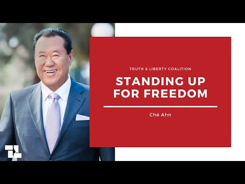 Pastor Ch Ahn on Standing Up For Freedom and More!