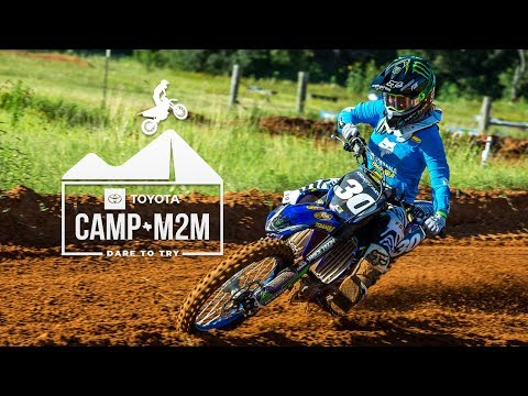 Camp Makeup 2 Mud - Motocross Action Magazine
