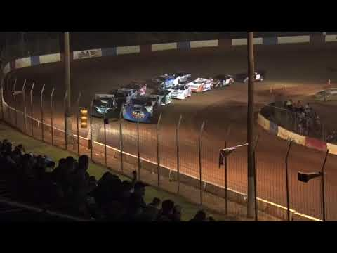 602 Thunder Series at Cherokee Speedway October 2nd 2021 - dirt track racing video image