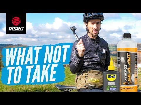 What Not To Take On A Ride | 8 Things To Leave At Home