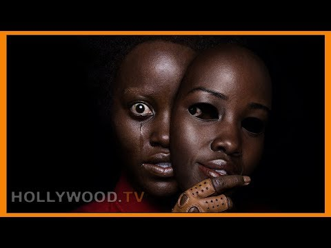 """The stars of Jordan Peele's """"US"""" talk about playing BOTH heroes & villains! - Hollywood TV"""