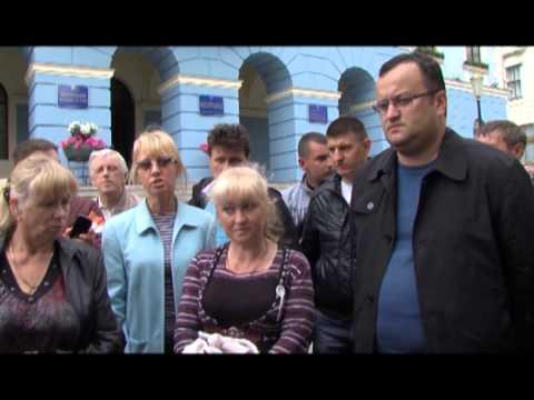 Алкогольный оскал черновицкой оппозиции