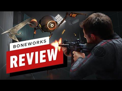 Boneworks Review - UCKy1dAqELo0zrOtPkf0eTMw