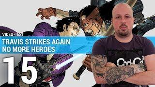 Vidéo-Test : TRAVIS STRIKES AGAIN : Que vaut le nouveau No More Heroes ? | TEST