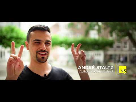 JSNation TV – Interview with André Staltz