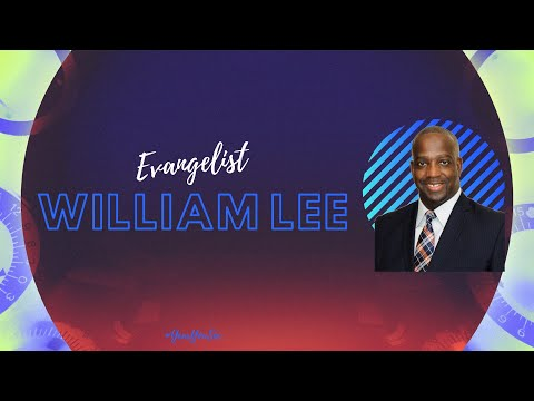It's Stretching Time :: Special Guest Evangelist William Bill Lee :: Turning Point Worship Center