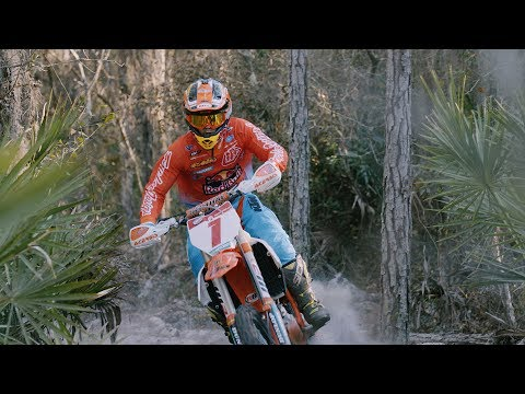 Moto Wide Open in the Woods with GNCC Champ Kailub Russell | Moto Spy Ep. 10