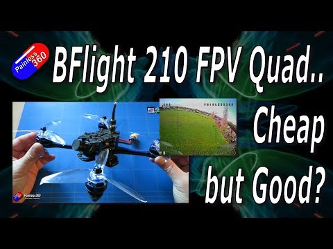 RC Review: Bflight 210 FPV Quad - UCp1vASX-fg959vRc1xowqpw