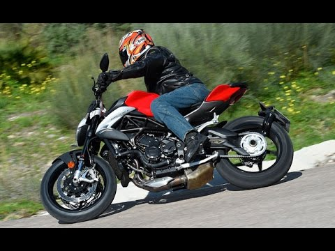 2016 MV Agusta Brutale 800 First Ride Review