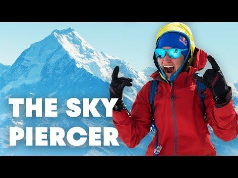 Freeskiing New Zealand's Highest Mountain | The Sky Piercer (Full Movie) - UCblfuW_4rakIf2h6aqANefA